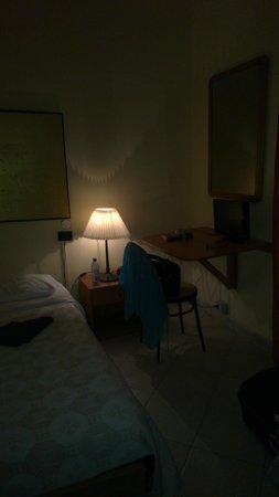 Monti Hotel: Одноместный номер