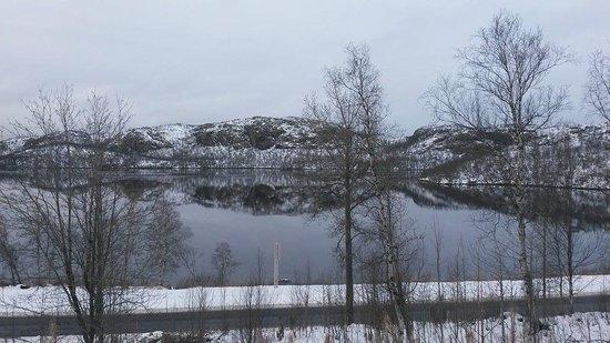 Sollia Gjestegard: view from hotel
