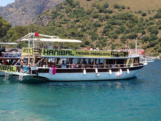 Guide Tours Oludeniz: Butterfly valley