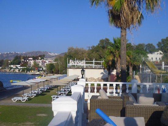 Golden Age Hotel: hotel