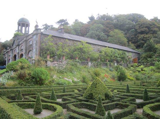 Bantry House & Garden: Bantry House Gardens