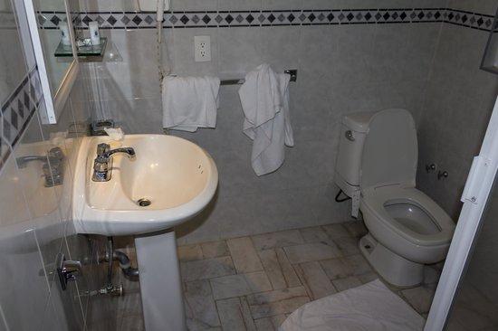 Hotel Del Principado: Bathroom