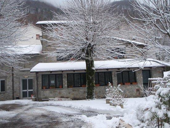 Granaglione, Italien: Ingresso Il Falco della Montagna