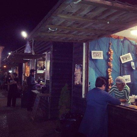 Aparthotel Mira Villas : Gastronomical fair