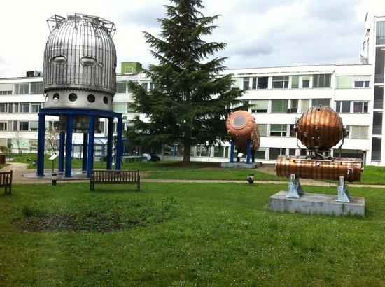 CERN: esterno laboratori