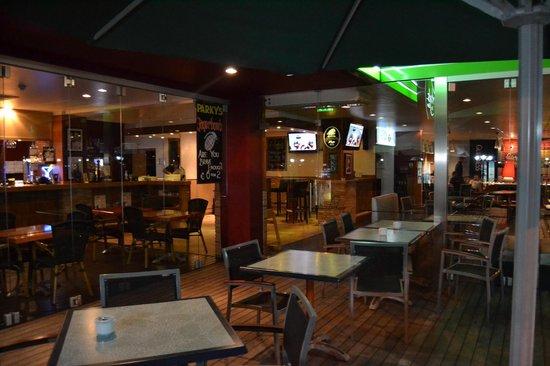 Parky's Bar Bistro: Parky's Bar in Vilamoura