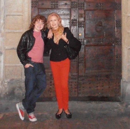 Corte Dei Neri : The entrance