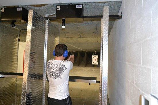 The Orlando Gun Club: Shooting