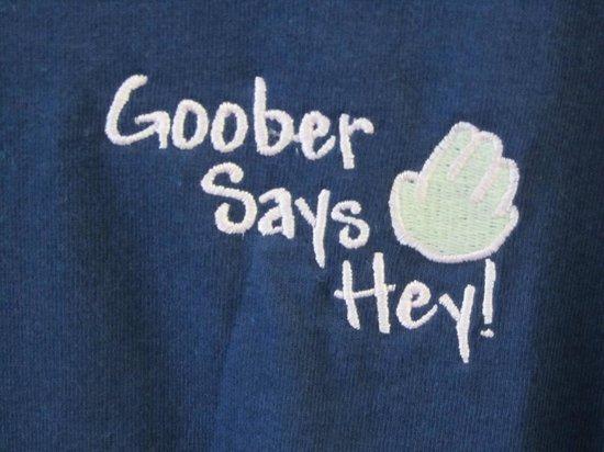 Wally's Service Station : Goober Says Hey!