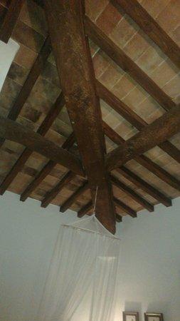 Tenuta Il Tresto: Крыша