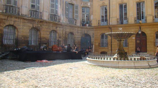 Hotel Cezanne: Conservatoire