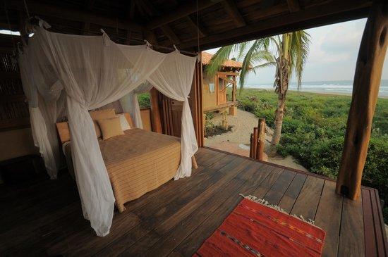 Playa Viva: EcoCasita view