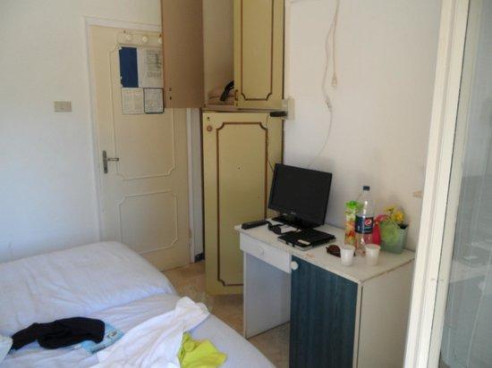 Hotel Corallo Nord: номер