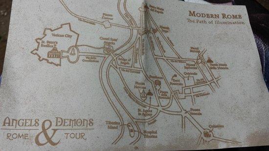 Angels And Demons Tour Rome Tripadvisor