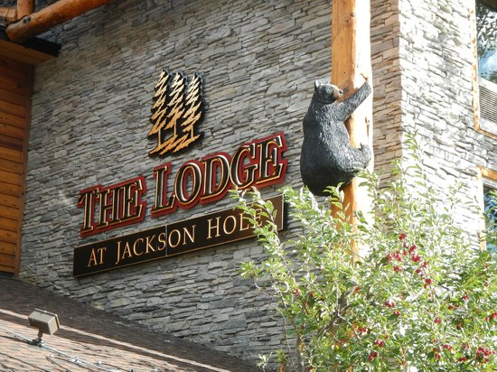 The Lodge at Jackson Hole: The Lodge