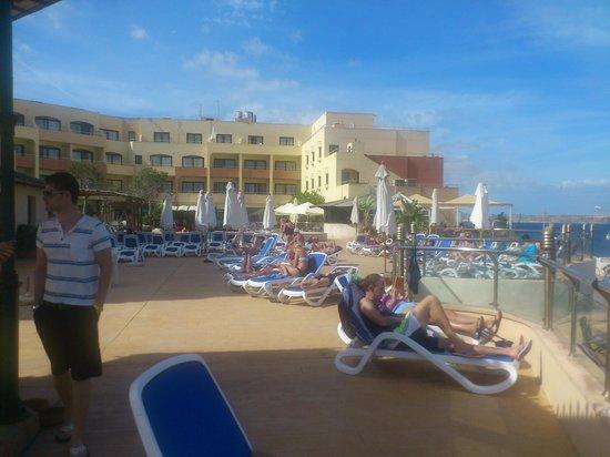 The Riviera Resort & Spa: VISTA ZONA PISCINA