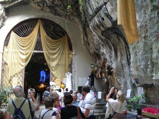 Santuario Santa Rosalia: interno