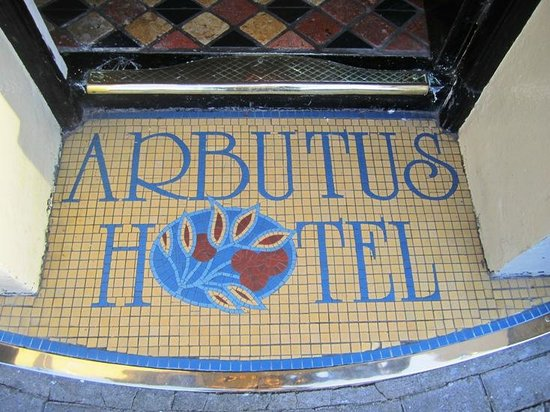 Threshold at the Arbutus Hotel