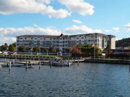 The Watkins Glen Harbor Hotel