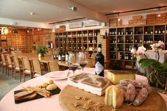 Hotel Conca Bella : Enoteca Conca Bella