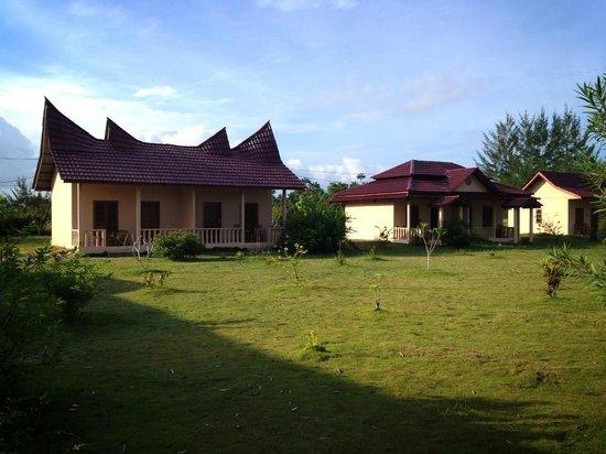Putri Pandan Resort : The Resort