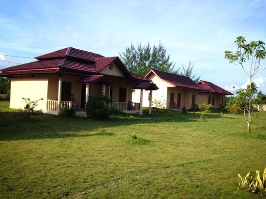 Putri Pandan Resort: The resort