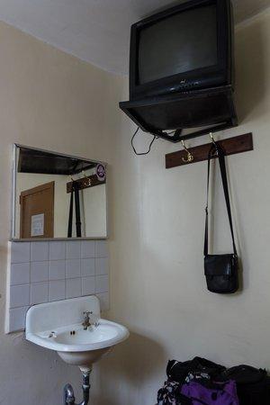 Hotel Principal: tv