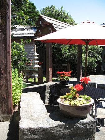 Zen Garden Bed and Breakfast: relax