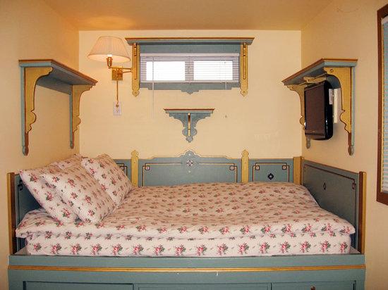 Zen Garden Bed and Breakfast: bedroom