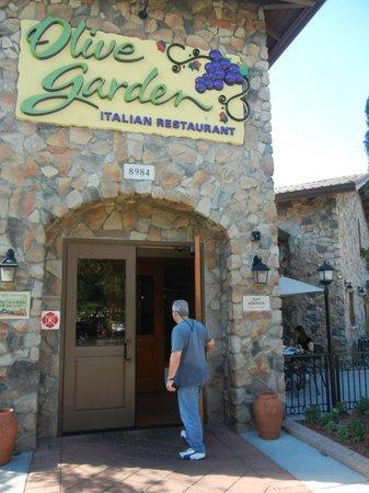Prato Principal Tour Italia Picture Of Olive Garden Orlando Tripadvisor