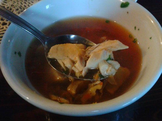 Checz: zupa ryban