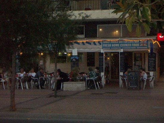 Mananas, Los Boliches
