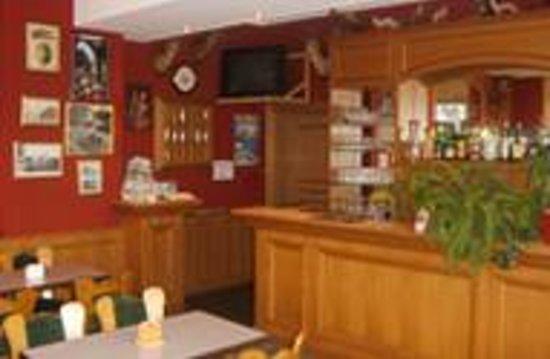 Hotel du Sud : Bar