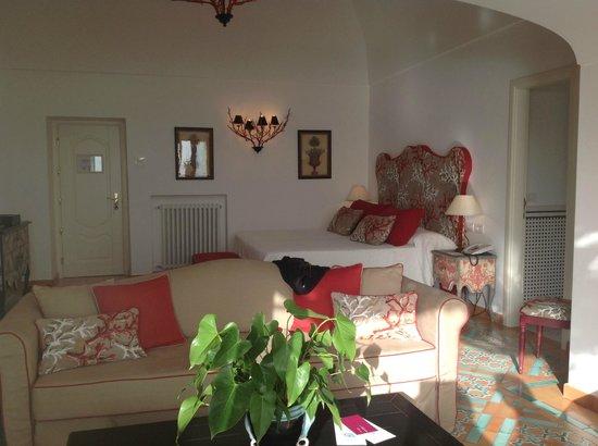 Hotel Buca di Bacco: Deluxe Room