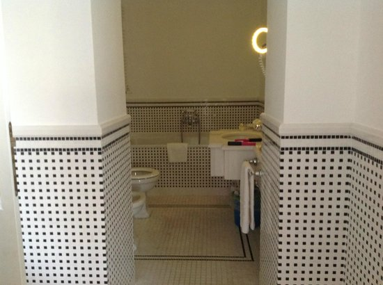 Hotel Buca di Bacco : Bathroom