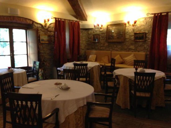 Relais Villa Baldelli: Kahvaltı