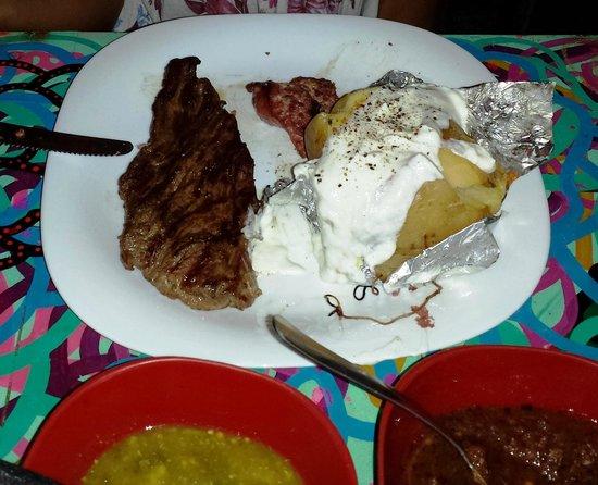 Sonora al Sur: Amazing dinner