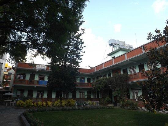 Lotus Guest House, Boudha