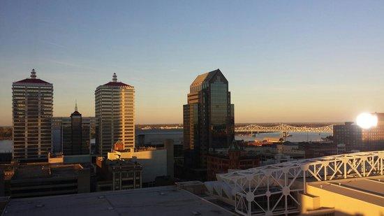Hyatt Regency Louisville : Our view