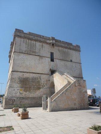 Porto Cesareo, Italy: Torre Cesarea