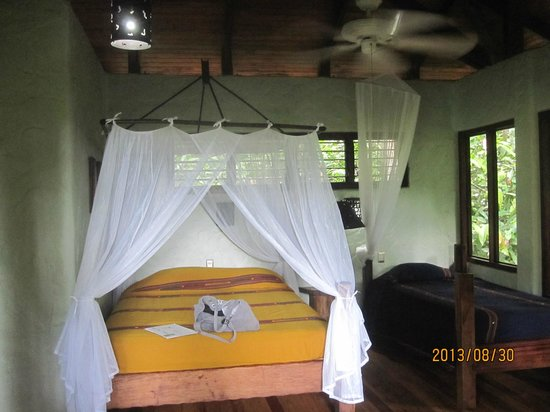 Playa Nicuesa Rainforest Lodge: Room