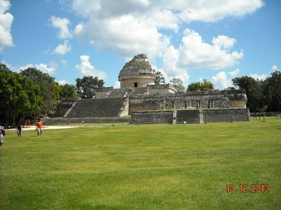 Cancun Passion: Observatory