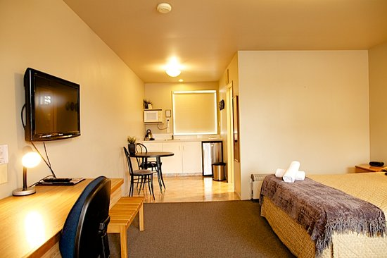 Fitzherbert Court Motel: Studio