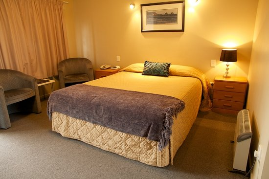 Fitzherbert Court Motel: Spa Studio