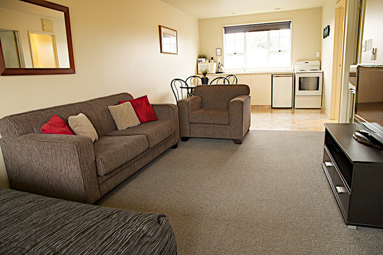Fitzherbert Court Motel: 1 bedroom lounge/kitchen