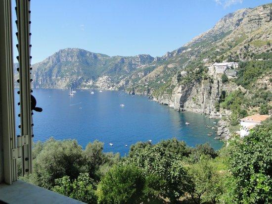 Hotel Le Sirene : Increible vista