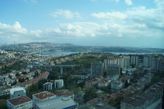 Renaissance Istanbul Polat Bosphorus Hotel: Amazing view from the room