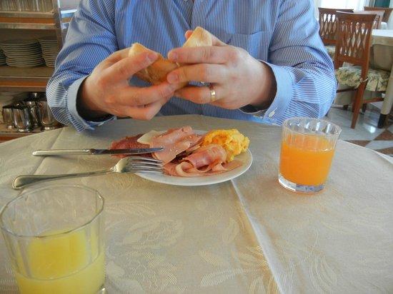 Hotel Palladium Palace: Love the Breakfast