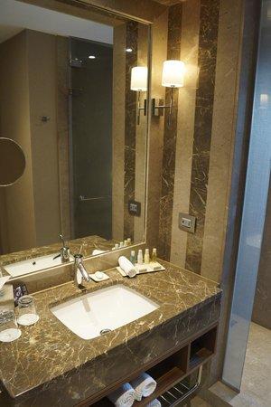 Renaissance Istanbul Polat Bosphorus Hotel : Bathroom