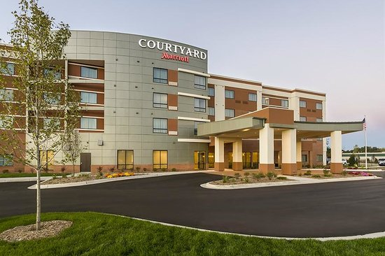 Courtyard Stafford Quantico Brand New By Marriott Hotel
